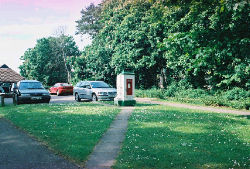 Bramley & Wonersh Station Building - 2001