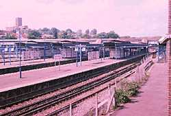 Guildford Station in 2001