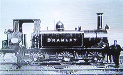 Stroudley A1 No.36 Bramley