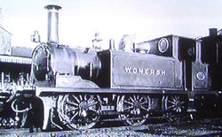 Stroudley A1 No.77 Wonersh
