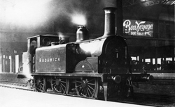 Stroudley D1 No.276 Rudgwick